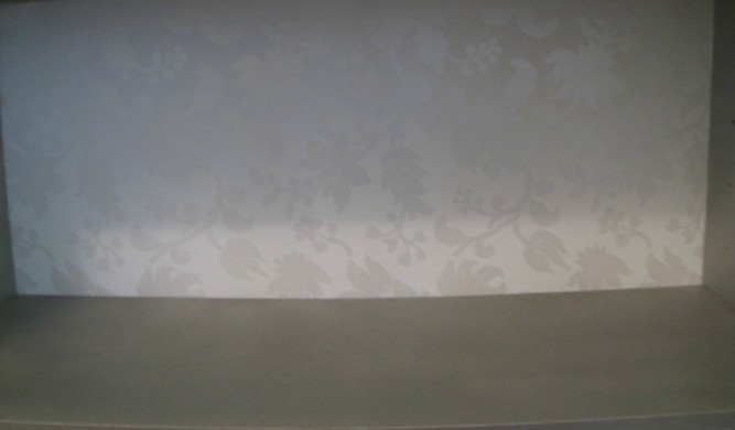 After wall paper