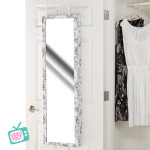 MUST HAVE: Over the Door, Mirror Jewelry Armoire