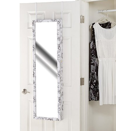 My Over The Door, Full Length Mirror Jewelry Armoire Is The One Piece In My  Bedroom That I Did Not DIY, But I Absolutely Love!