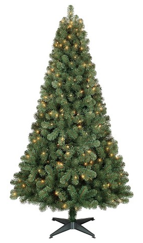 Alberta-Spruce-6-ft.-Clear-Lit-Tree