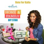 Vote for Kalia as 'Home & Family' DIY Star