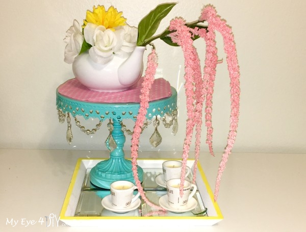Tea Party Centerpiece1After1