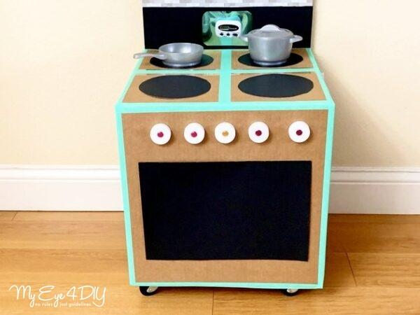 Indoor Activities For Kids - Kitchen Set