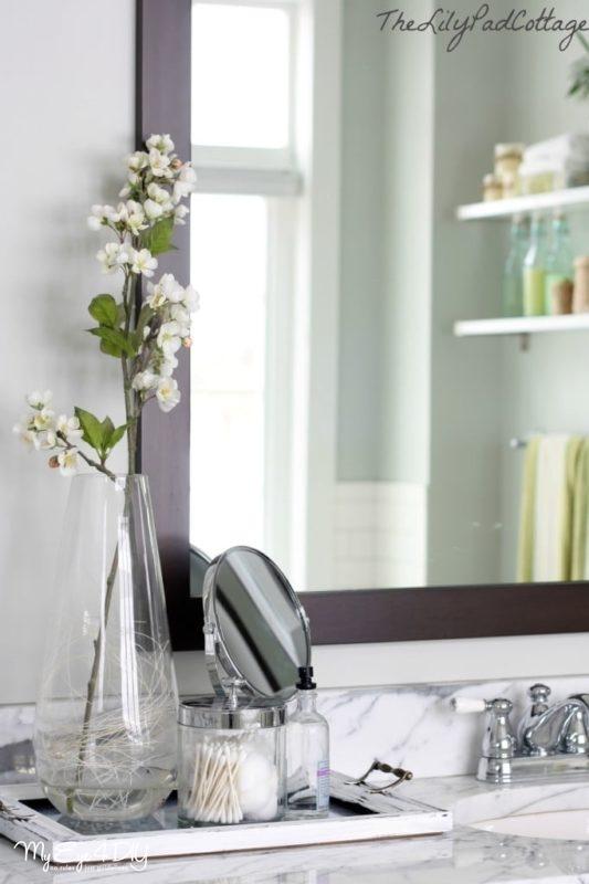 Counter Top Flower Vase